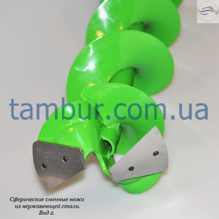 Ледобур HEINOLA EasyRun 150мм / 600 (Финляндия)