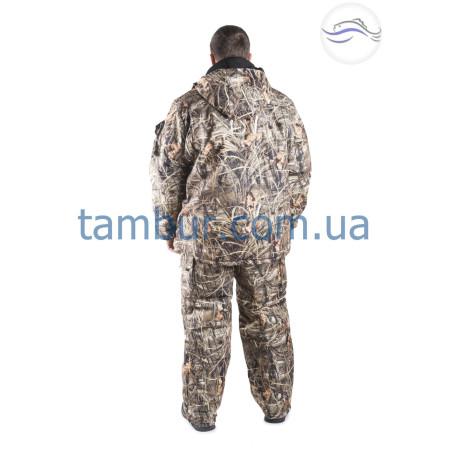 Зимний костюм камыш для рыбалки и охоты (элитный)