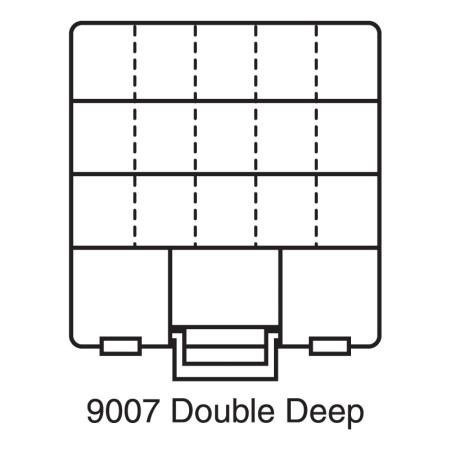 Кейс Flambeau 9007  (88 x 35.6 x 9 см)