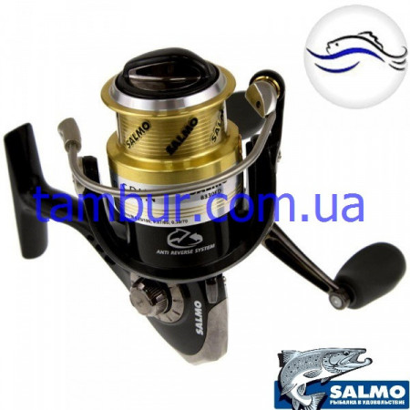 Катушка Salmo Elite Competition Spin 30FD 8330FD