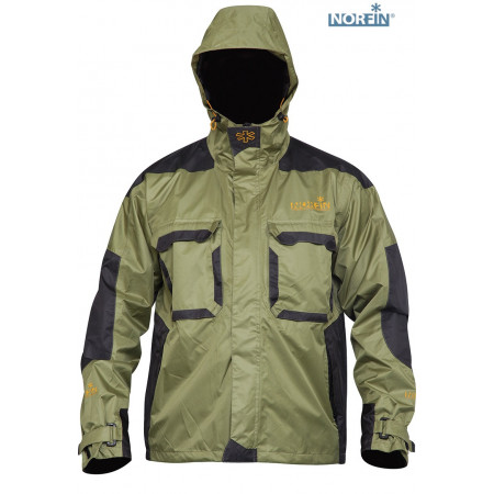 Куртка Norfin PEAK GREEN (рыбалка, охота, туризм)