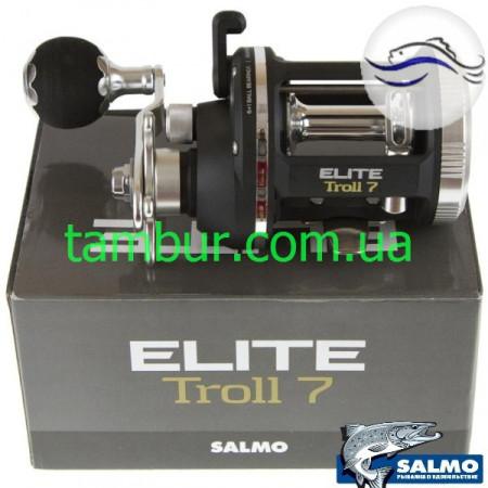 Катушка Salmo Elite Troll 7 M2130