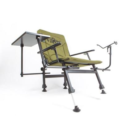 Карповое кресло Norfin Windsor (Премиум)