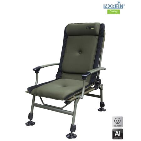 Кресло для карповой ловли Norfin Preston (Премиум)