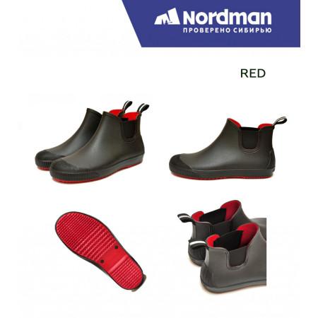 Мужские резиновые ботинки Nordman