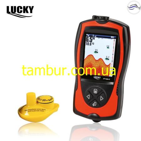 Беспроводной эхолот Lucky FF1108-1CW