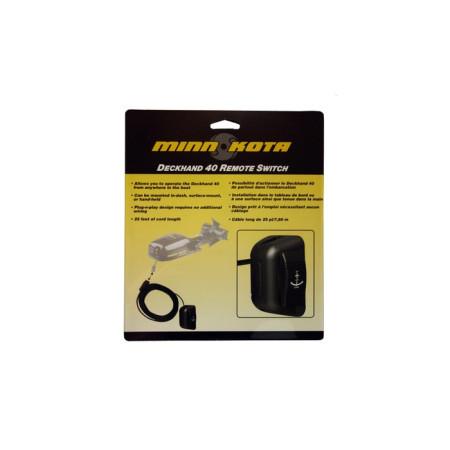 Дистанционная кнопка для лебедки MinnKota Deckhand 40 Remote Switch