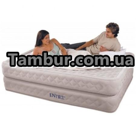 Надувная кровать INTEX SUPREME двухспальная