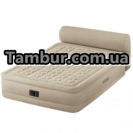 Надувная кровать INTEX QUEEN  двухспальная