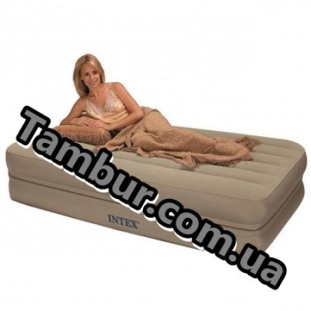Надувная кровать INTEX односпальная