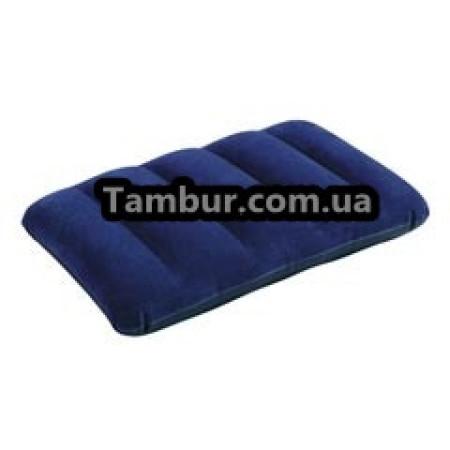 Надувная подушка INTEX DOWNY PILLOW (флокированная)