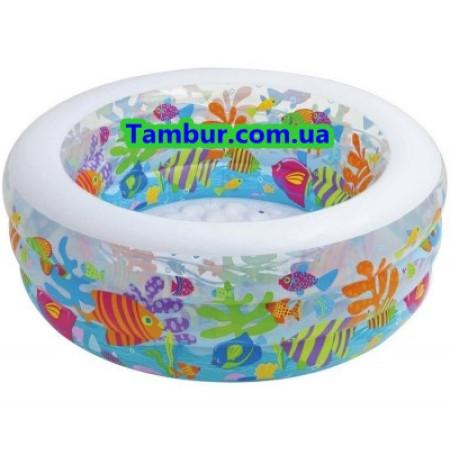 Детский надувной бассейн INTEX (152 СМ Х 56 СМ)