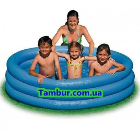 Детский надувной бассейн INTEX (168СМ Х 40СМ)