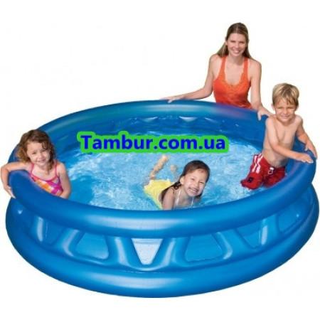 Детский надувной бассейн INTEX (188 СМ Х 46 СМ)