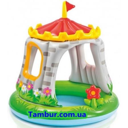 Детский надувной бассейн  INTEX (122 СМ Х 122 СМ)