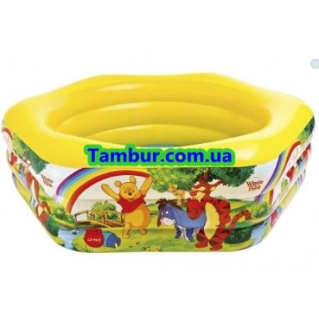 Детский надувной бассейн INTEX (191 СМ Х 178 СМ Х 61 СМ)