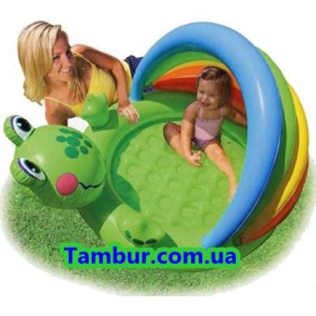 Детский надувной бассейн INTEX (114СМ Х 99СМ Х 69СМ)