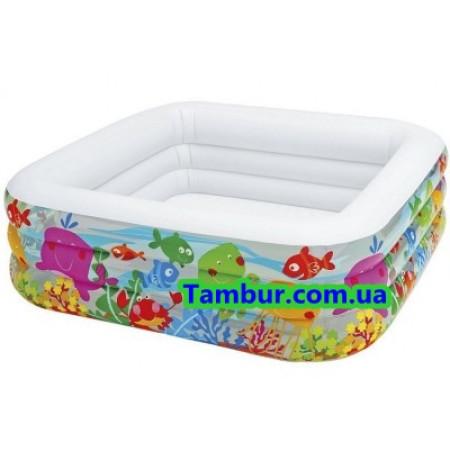 Детский надувной бассейн INTEX (159 СМ Х 159 СМ Х 50 СМ)