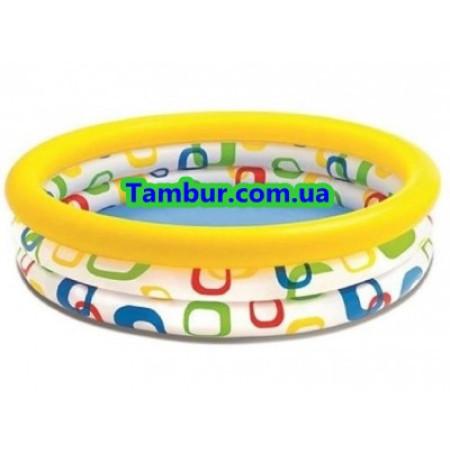 Детский надувной бассейн INTEX (168 СМ Х 41 СМ)