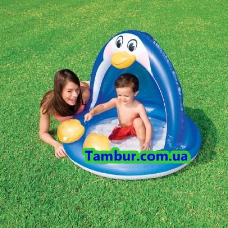 Детский надувной бассейн INTEX (102 СМ Х 83 СМ)