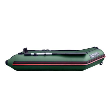 Лодка моторная шторм  STM180