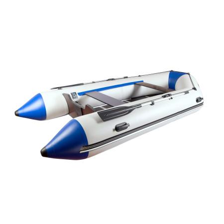 Лодка моторная шторм STK380