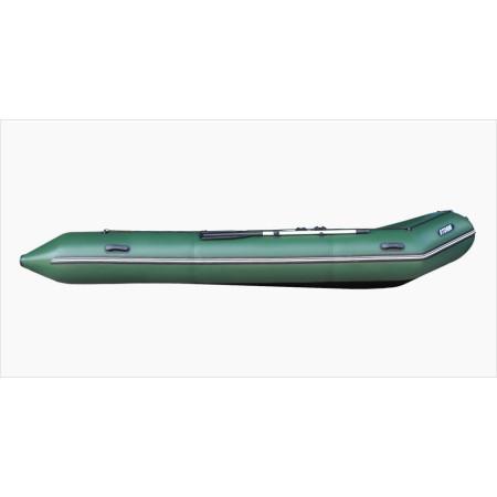 Лодка моторная шторм STK450