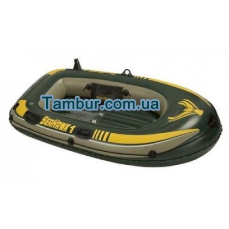 Надувная лодка INTEX одноместная (193СМ Х 108СМ Х 38СМ)