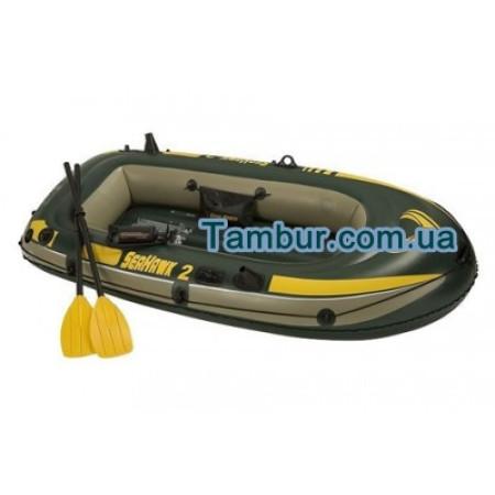 Надувная лодка INTEX двухместная (236СМ Х114СМ X 41 СМ)