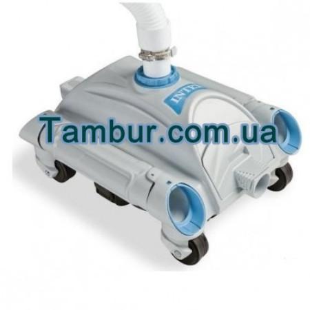 Автоматический пылесос для чистки бассейнов INTEX