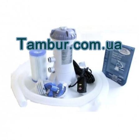 Насос-фильтр INTEX DELUXE для бассейнов - 3795 Л/Ч