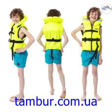 Спасательный жилет Jobe COMFORT BOATING VEST YOUTH Yellow (для детей, детский)