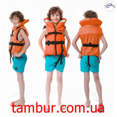 Спасательный жилет Jobe COMFORT BOATING VEST YOUTH Orange (для детей, детский)
