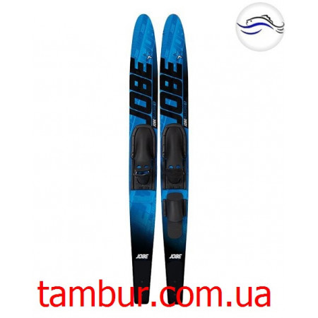 Водные лыжи Allegre Combo Skis Blue