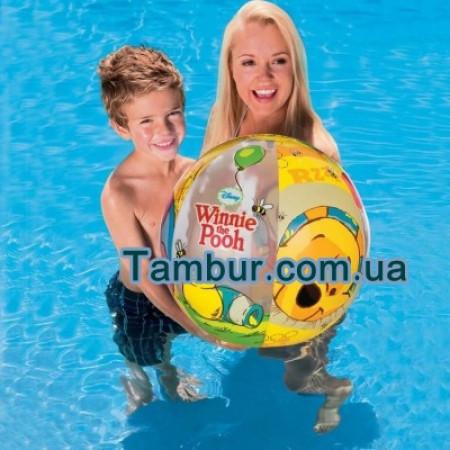 Надувной мяч INTEX (диаметр 61 см)