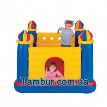 Детский надувной игровой центр-батут INTEX (175СМХ175СМХ135СМ)