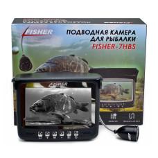 Подводная камера Fisher CR110-7HBS (кабель 15м)