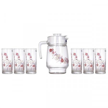 Набор питьевой Luminarc JULIET 7 приборов