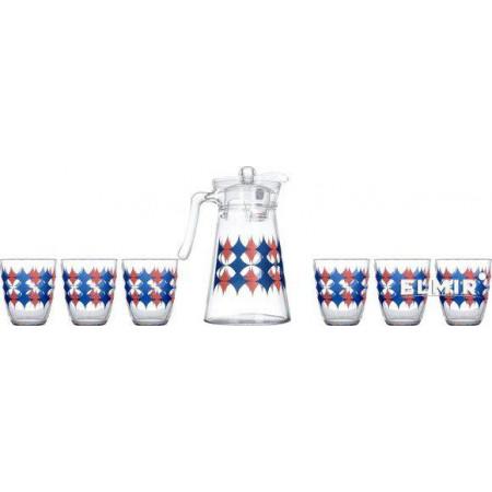 Набор питьевой Luminarc NEO ELMAS BERRY  7 приборов