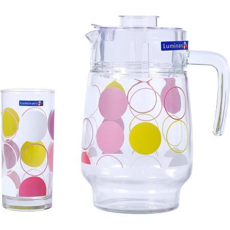 Набор питьевой Luminarc ZOOM 7 приборов