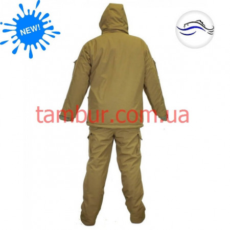 Зимний костюм Койот  -30 (охота и рыбалка)