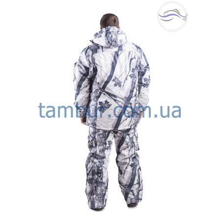 Зимний костюм белый лес (усиленный)