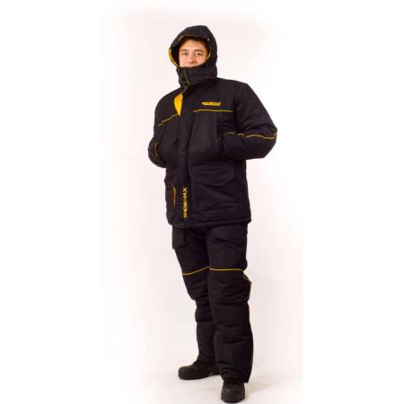 Зимний костюм для рыбалки и охоты SnowMAX Yelow (элитный)