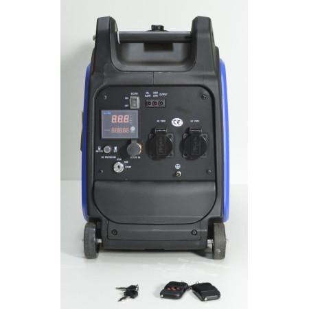 Генератор-инвертор Weekender X2600ie электрозапуск