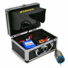 Подводная камера Fisher CR110-7S (кабель 15м) с отключением LED