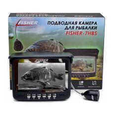 Подводная камера Fisher CR110-7HBS (кабель 30м)