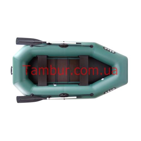 Надувная лодка ARGO A-249 (34) (Элитная, ПВХ)