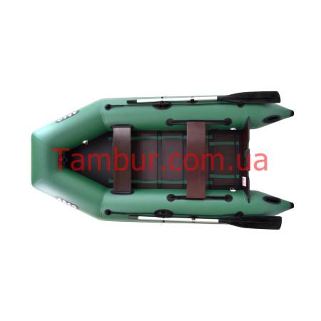 Надувная моторная лодка ARGO АМ-290 (Элитная, ПВХ)