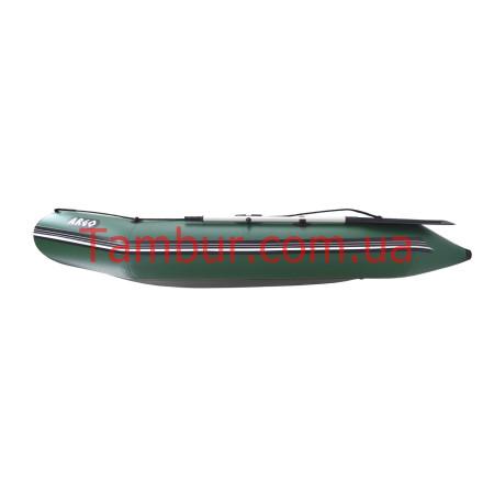 Надувная моторная лодка ARGO АМ-290K (Элитная, ПВХ)