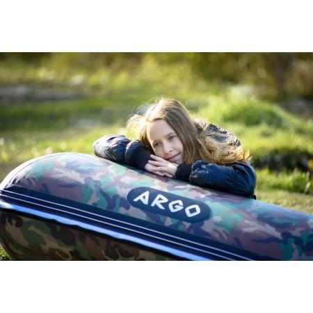 Надувная моторная лодка ARGO АМ-420K (Элитная, ПВХ)